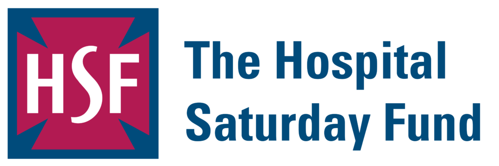 The Hospital Saturday Fund logo